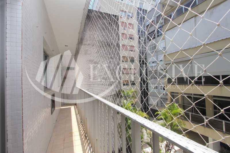 IMG_1144 - Apartamento para alugar Rua Nascimento Silva,Ipanema, Rio de Janeiro - R$ 3.200 - LOC235 - 1