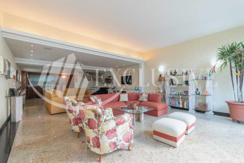 1 - Cobertura à venda Avenida Epitácio Pessoa,Lagoa, Rio de Janeiro - R$ 6.500.000 - COB0171 - 5