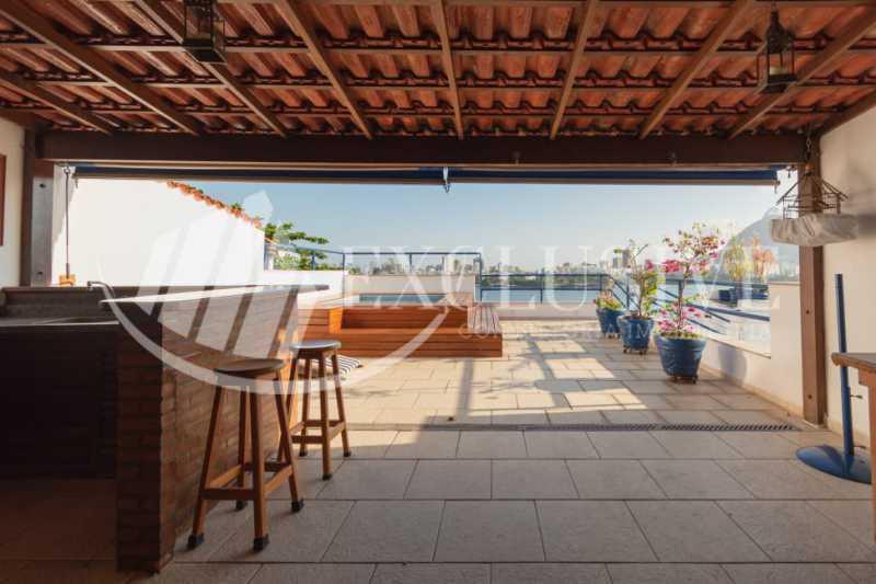 10 - Cobertura à venda Avenida Epitácio Pessoa,Lagoa, Rio de Janeiro - R$ 6.500.000 - COB0171 - 3