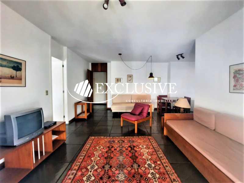 3aced876-59e6-41b7-8e91-cc40b1 - Flat à venda Rua Barão da Torre,Ipanema, Rio de Janeiro - R$ 1.500.000 - SL1680 - 3