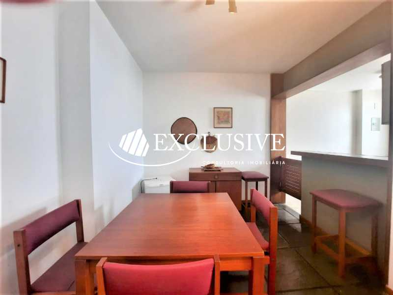 3ba84001-47fc-4937-8107-71c996 - Flat à venda Rua Barão da Torre,Ipanema, Rio de Janeiro - R$ 1.500.000 - SL1680 - 9