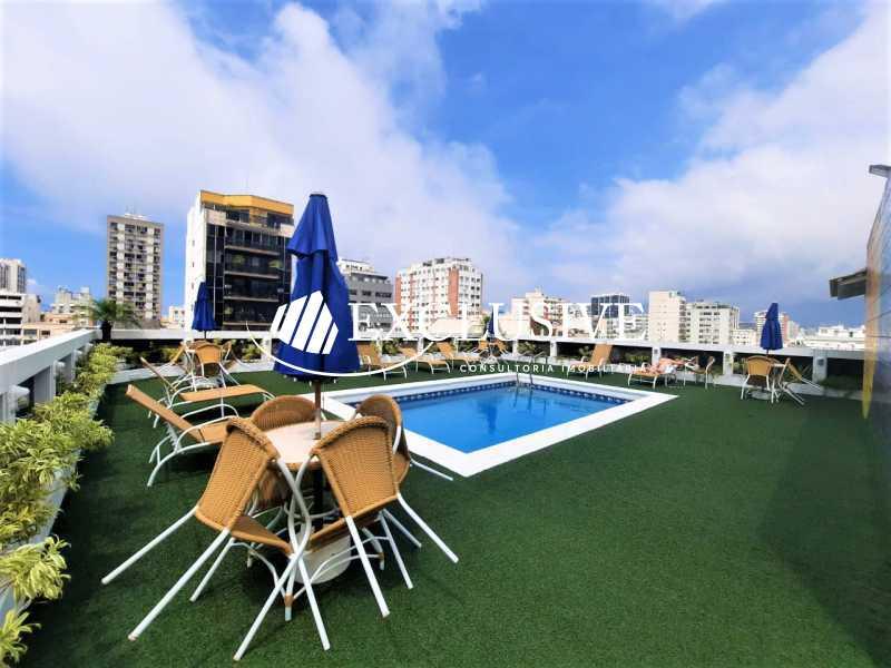 10e59f45-50a8-42b0-bcc6-8ba845 - Flat à venda Rua Barão da Torre,Ipanema, Rio de Janeiro - R$ 1.500.000 - SL1680 - 21