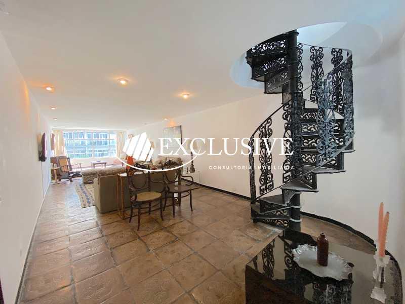 IMG_2678 - Cobertura para venda e aluguel Rua Aristides Espinola,Leblon, Rio de Janeiro - R$ 7.500.000 - COB0177 - 3