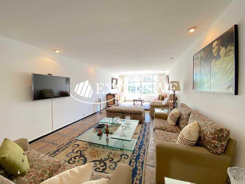 IMG_2680 - Cobertura para venda e aluguel Rua Aristides Espinola,Leblon, Rio de Janeiro - R$ 7.500.000 - COB0177 - 5