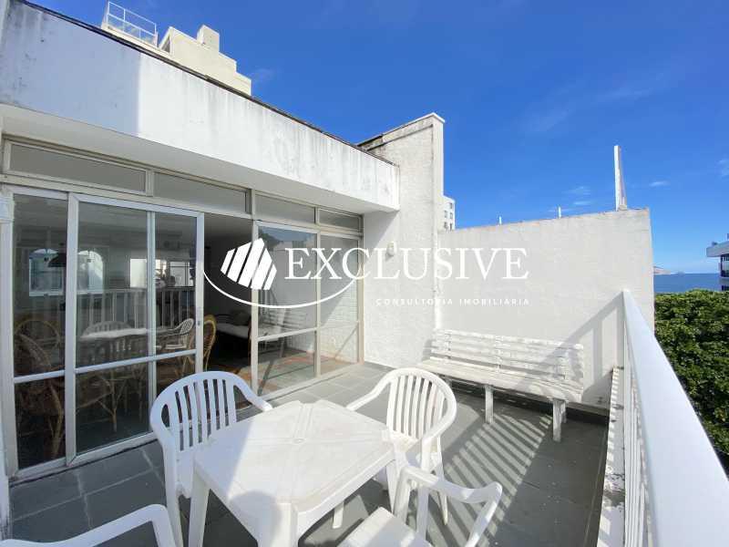 IMG_2699 - Cobertura para venda e aluguel Rua Aristides Espinola,Leblon, Rio de Janeiro - R$ 7.500.000 - COB0177 - 20