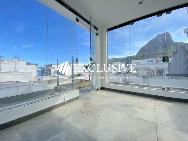 IMG_2706 - Cobertura para venda e aluguel Rua Aristides Espinola,Leblon, Rio de Janeiro - R$ 7.500.000 - COB0177 - 26