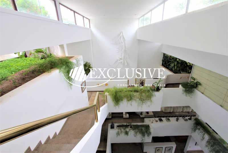 IMG_1754 - Casa em Condomínio à venda Rua Jackson de Figueiredo,Joá, Rio de Janeiro - R$ 8.000.000 - SL5097 - 3