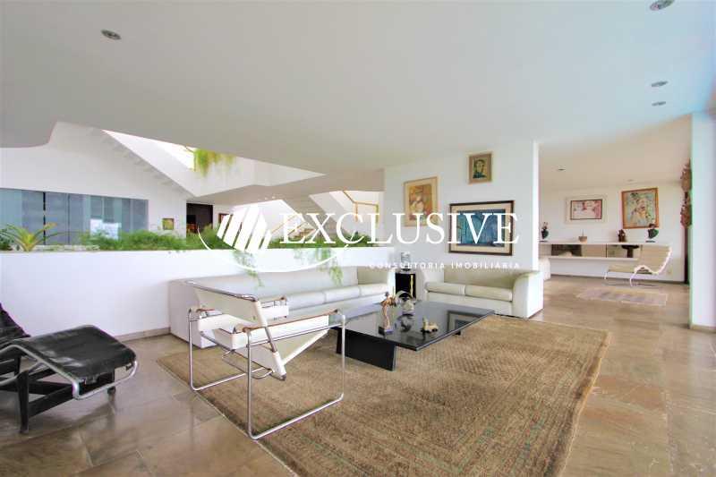IMG_1771 - Casa em Condomínio à venda Rua Jackson de Figueiredo,Joá, Rio de Janeiro - R$ 8.000.000 - SL5097 - 12