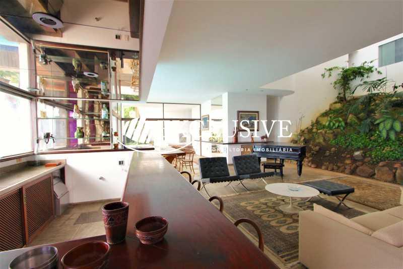 IMG_1774 - Casa em Condomínio à venda Rua Jackson de Figueiredo,Joá, Rio de Janeiro - R$ 8.000.000 - SL5097 - 15