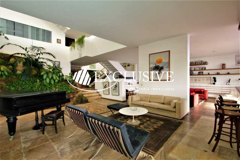 IMG_1775 - Casa em Condomínio à venda Rua Jackson de Figueiredo,Joá, Rio de Janeiro - R$ 8.000.000 - SL5097 - 16