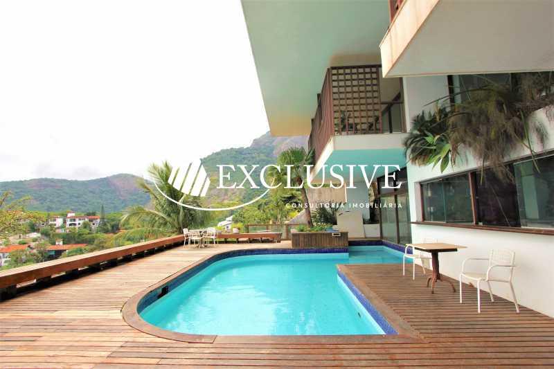 IMG_1781 - Casa em Condomínio à venda Rua Jackson de Figueiredo,Joá, Rio de Janeiro - R$ 8.000.000 - SL5097 - 19