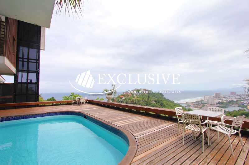 IMG_1790 - Casa em Condomínio à venda Rua Jackson de Figueiredo,Joá, Rio de Janeiro - R$ 8.000.000 - SL5097 - 30