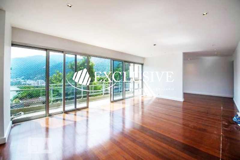 7b7e54ef75620f3f2d7792f1bd8b31 - Apartamento à venda Rua Sacopa,Lagoa, Rio de Janeiro - R$ 1.980.000 - SL3729 - 1