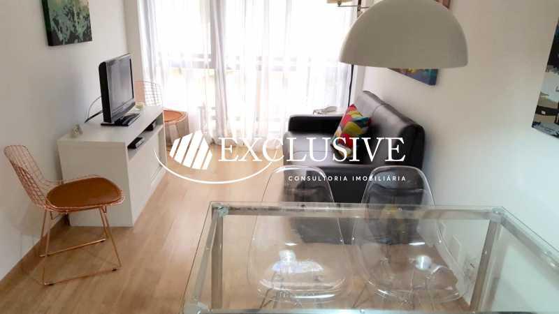 1. - Apartamento à venda Rua Dias Ferreira,Leblon, Rio de Janeiro - R$ 1.190.000 - SL1693 - 3