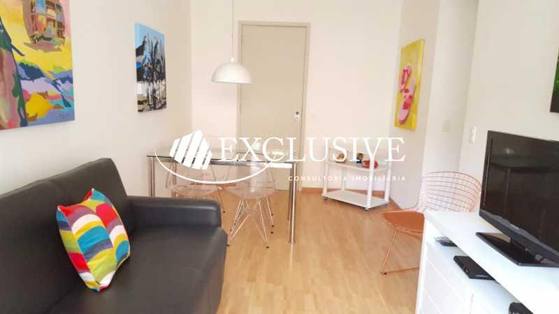 3. - Apartamento à venda Rua Dias Ferreira,Leblon, Rio de Janeiro - R$ 1.190.000 - SL1693 - 1