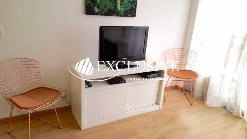 7. - Apartamento à venda Rua Dias Ferreira,Leblon, Rio de Janeiro - R$ 1.190.000 - SL1693 - 4