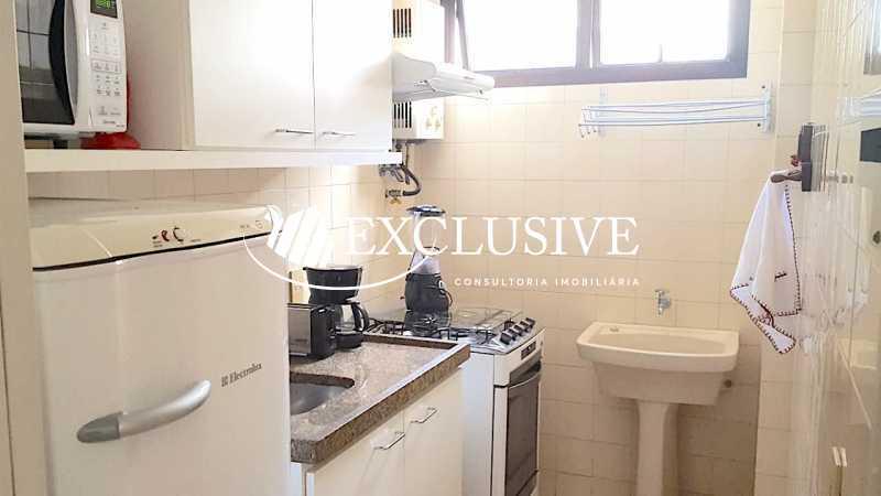 9. - Apartamento à venda Rua Dias Ferreira,Leblon, Rio de Janeiro - R$ 1.190.000 - SL1693 - 10