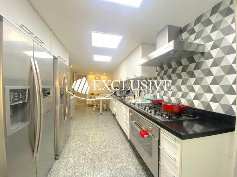 IMG_3264 - Cobertura à venda Avenida Epitácio Pessoa,Ipanema, Rio de Janeiro - R$ 11.000.000 - COB0183 - 23