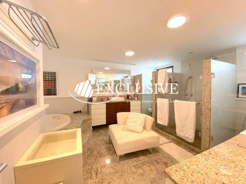 IMG_3288 - Cobertura à venda Avenida Epitácio Pessoa,Ipanema, Rio de Janeiro - R$ 11.000.000 - COB0183 - 28