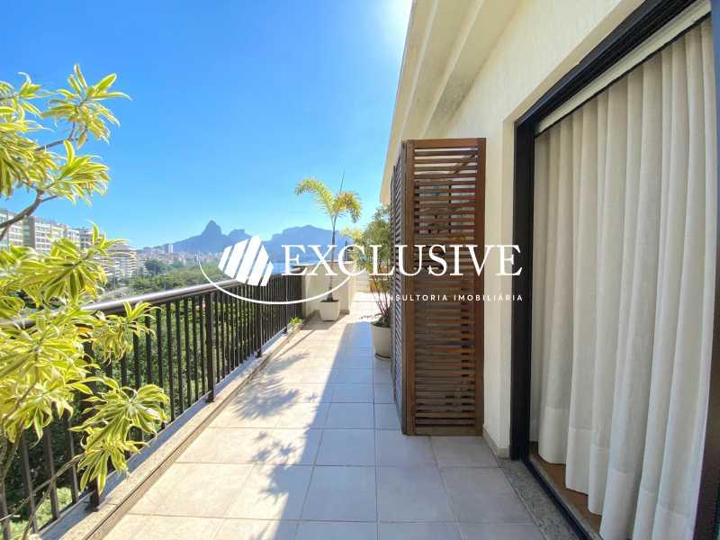 IMG_3290 - Cobertura à venda Avenida Epitácio Pessoa,Ipanema, Rio de Janeiro - R$ 11.000.000 - COB0183 - 4
