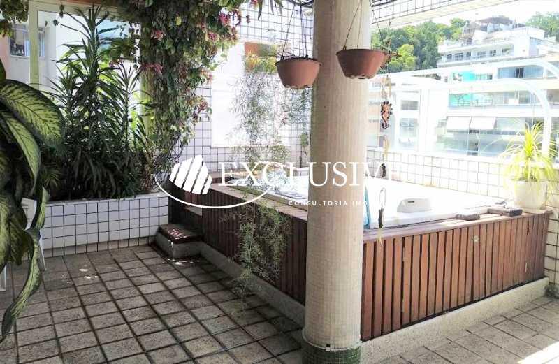 3fec36a9c2518251461477f7a16001 - Cobertura à venda Rua Sambaíba,Leblon, Rio de Janeiro - R$ 8.925.000 - COB0184 - 1