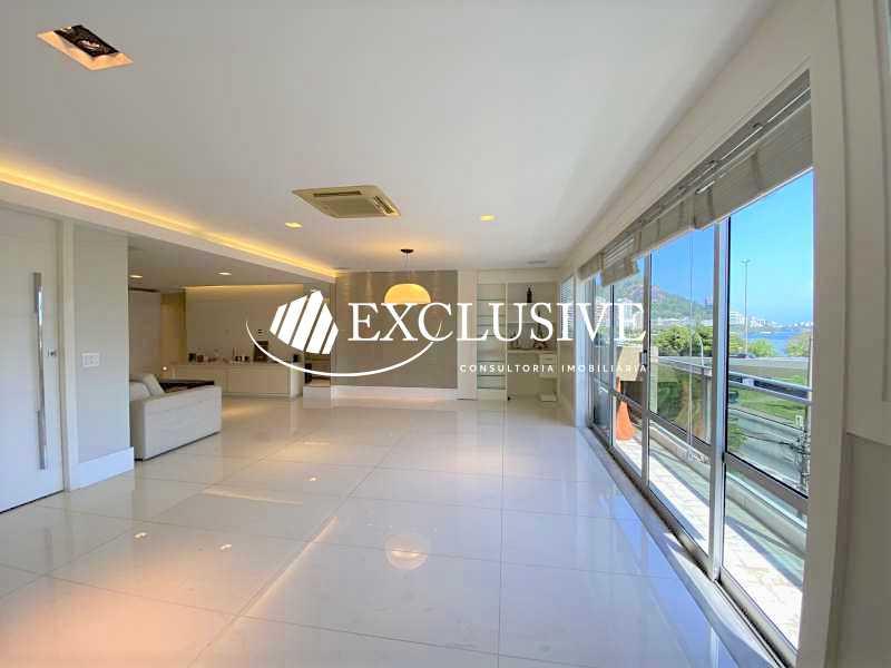 136d535e34875695bd92e8ded8054b - Apartamento à venda Avenida Epitácio Pessoa,Lagoa, Rio de Janeiro - R$ 2.950.000 - SL3741 - 1