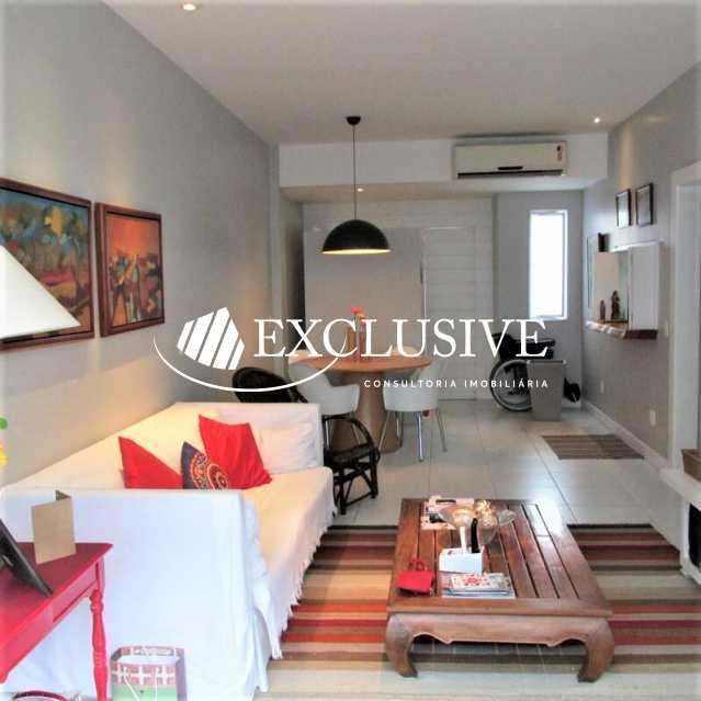 6836401a-681e-4002-8bdb-32d268 - Apartamento à venda Rua Artur Araripe,Gávea, Rio de Janeiro - R$ 1.680.000 - SL3742 - 1