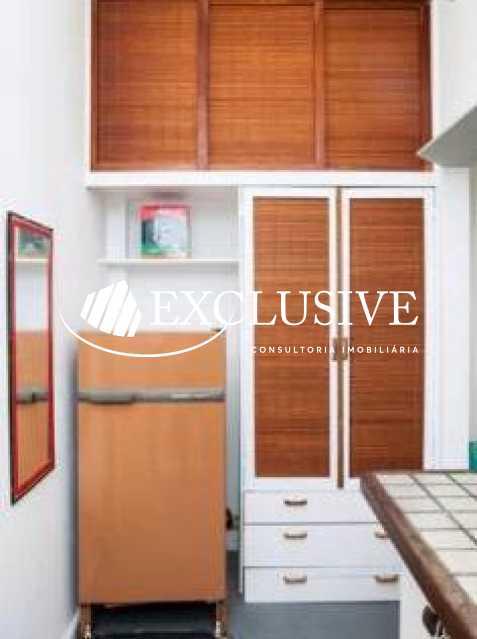 a43462fdf976012978e44eac67f6b7 - Kitnet/Conjugado 20m² à venda Rua Humberto de Campos,Leblon, Rio de Janeiro - R$ 490.000 - CONJ126 - 12