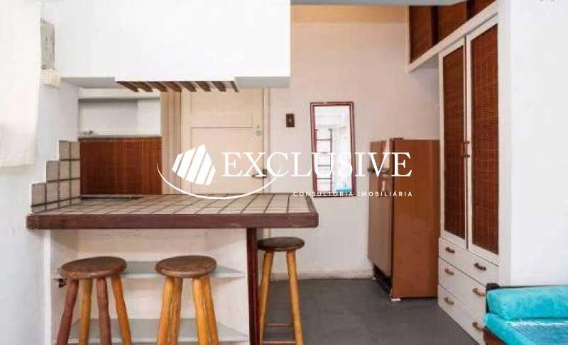 122ac0b4d61bd891474b603a4fc393 - Kitnet/Conjugado 20m² à venda Rua Humberto de Campos,Leblon, Rio de Janeiro - R$ 490.000 - CONJ126 - 20
