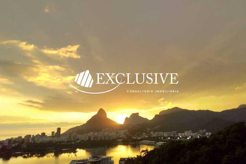78a26ea9-c3ff-4ad5-a4c6-16390a - Apartamento à venda Avenida Epitácio Pessoa,Lagoa, Rio de Janeiro - R$ 1.780.000 - SL3752 - 1