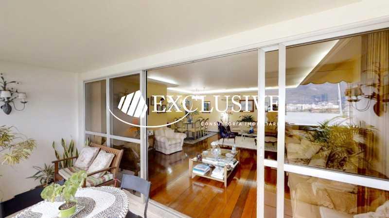 7aadf6c2-6494-46bb-94c1-061327 - Apartamento à venda Avenida Epitácio Pessoa,Lagoa, Rio de Janeiro - R$ 3.200.000 - SL3753 - 1
