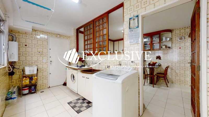 52337fa6-b300-43db-b395-065e41 - Apartamento à venda Avenida Epitácio Pessoa,Lagoa, Rio de Janeiro - R$ 3.200.000 - SL3753 - 21