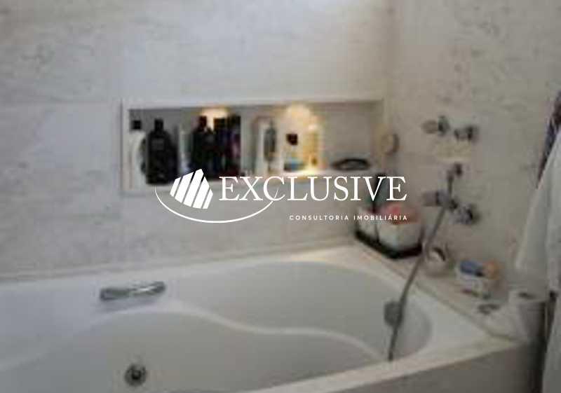 6 - Apartamento à venda Avenida Epitácio Pessoa,Lagoa, Rio de Janeiro - R$ 2.400.000 - SL21007 - 9