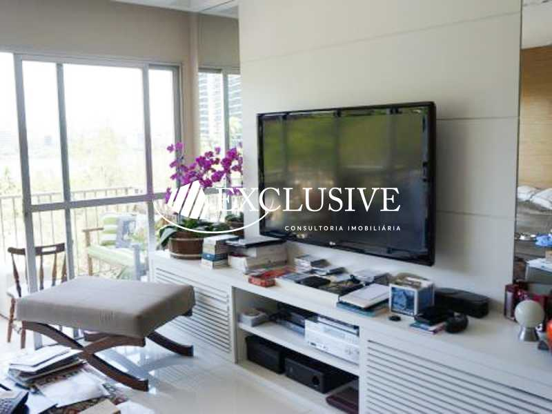 7 - Apartamento à venda Avenida Epitácio Pessoa,Lagoa, Rio de Janeiro - R$ 2.400.000 - SL21007 - 4