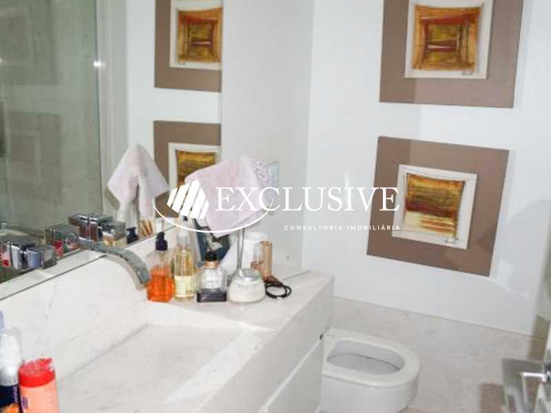 14 - Apartamento à venda Avenida Epitácio Pessoa,Lagoa, Rio de Janeiro - R$ 2.400.000 - SL21007 - 13
