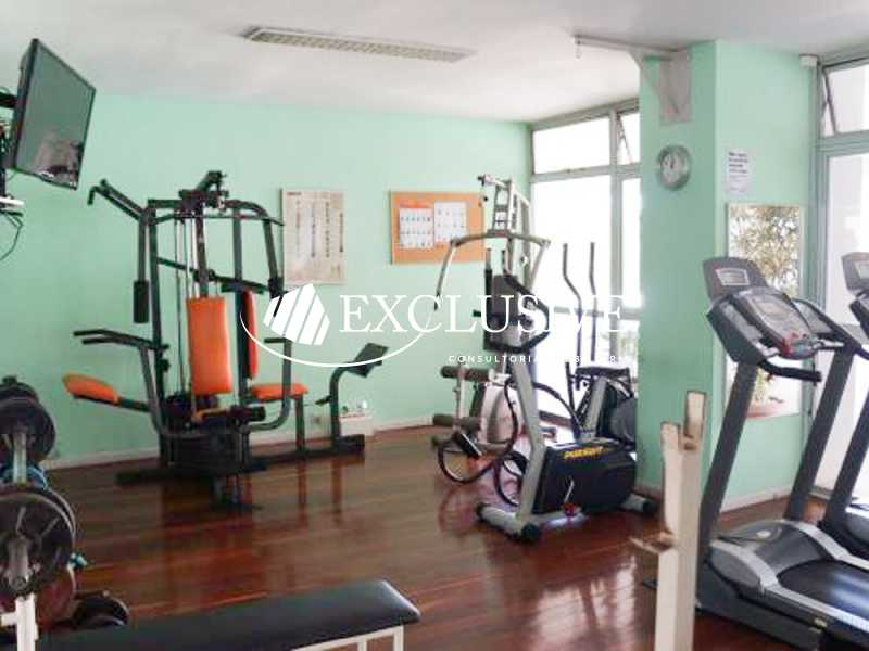 17 - Apartamento à venda Avenida Epitácio Pessoa,Lagoa, Rio de Janeiro - R$ 2.400.000 - SL21007 - 16