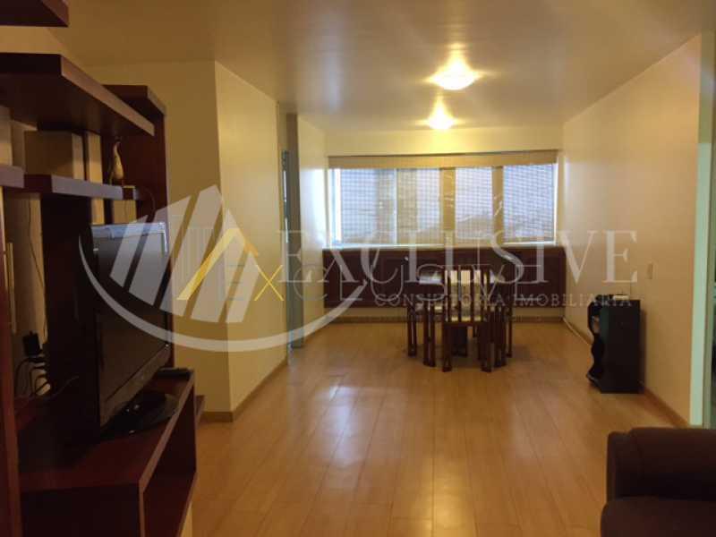 1 - Flat à venda Rua Almirante Guilhem,Leblon, Rio de Janeiro - R$ 1.300.000 - SL136 - 18