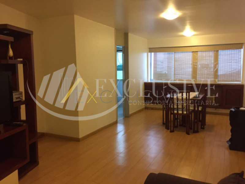 2 - Flat à venda Rua Almirante Guilhem,Leblon, Rio de Janeiro - R$ 1.300.000 - SL136 - 19