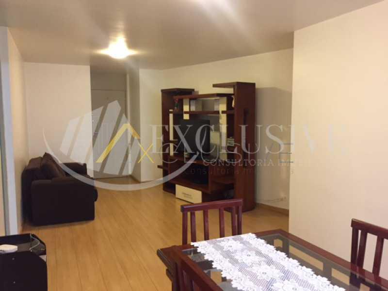3 - Flat à venda Rua Almirante Guilhem,Leblon, Rio de Janeiro - R$ 1.300.000 - SL136 - 20