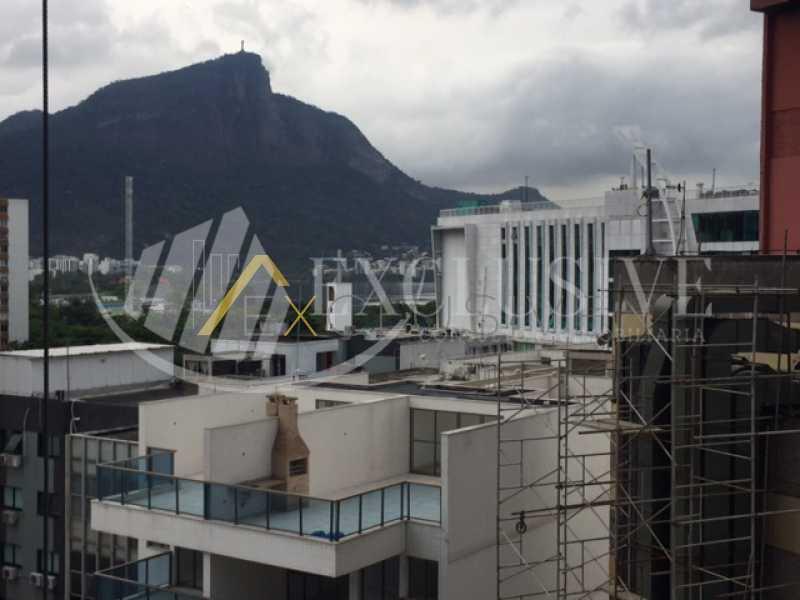 4 - Flat à venda Rua Almirante Guilhem,Leblon, Rio de Janeiro - R$ 1.300.000 - SL136 - 21