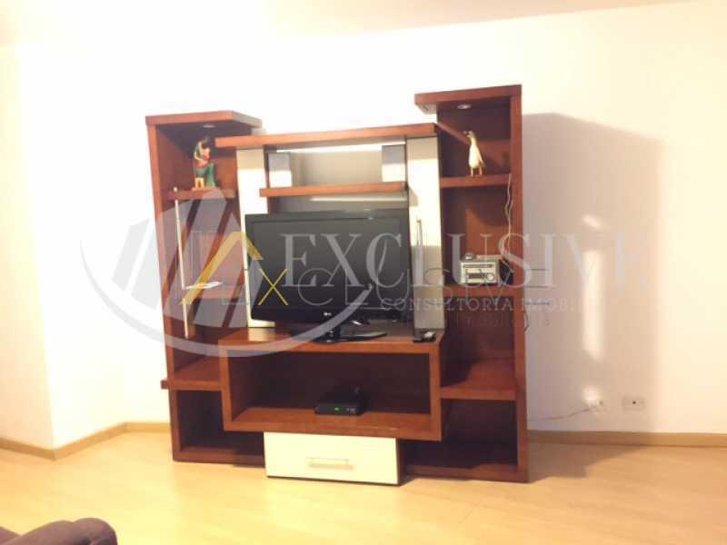 5 - Flat à venda Rua Almirante Guilhem,Leblon, Rio de Janeiro - R$ 1.300.000 - SL136 - 22
