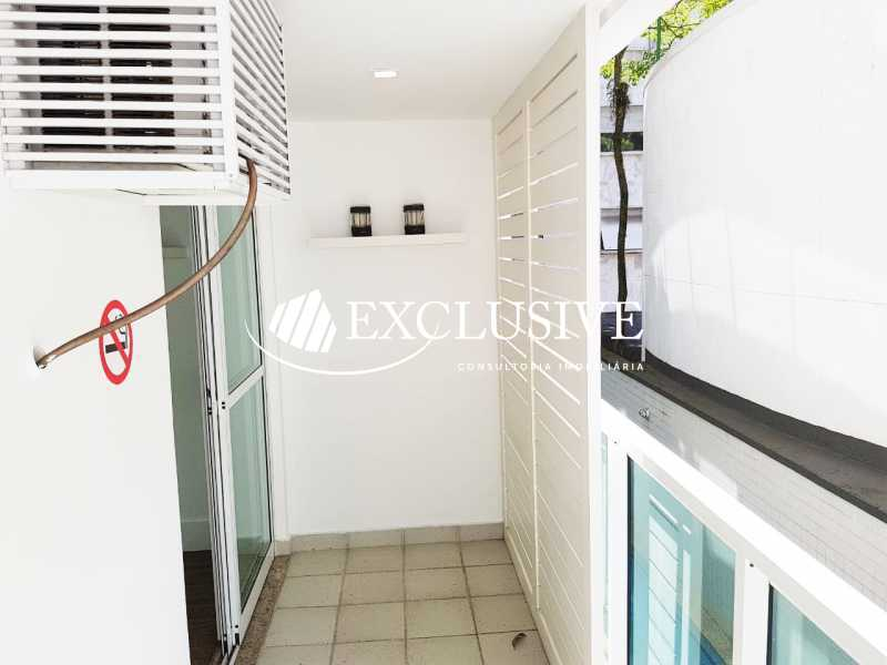aa12de2b-5a77-4905-9b3b-f7ecc4 - Flat à venda Avenida Epitácio Pessoa,Lagoa, Rio de Janeiro - R$ 900.000 - SL21011 - 6