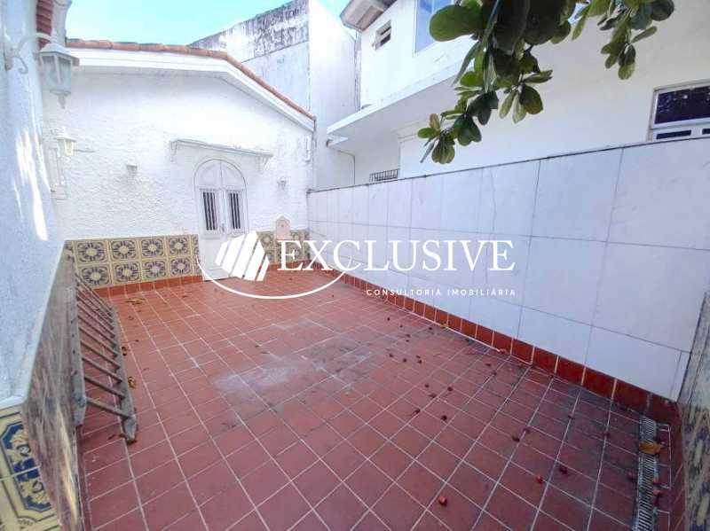 3ea36b61171da4fe702cfa3b7a9bf7 - Casa à venda Avenida João Luís Alves,Urca, Rio de Janeiro - R$ 4.200.000 - SL5116 - 7
