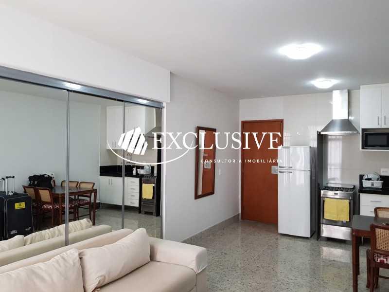 3cb0cdf7-87de-418a-92c7-d34cd0 - Flat à venda Rua Rainha Guilhermina,Leblon, Rio de Janeiro - R$ 1.990.000 - SL1704 - 5