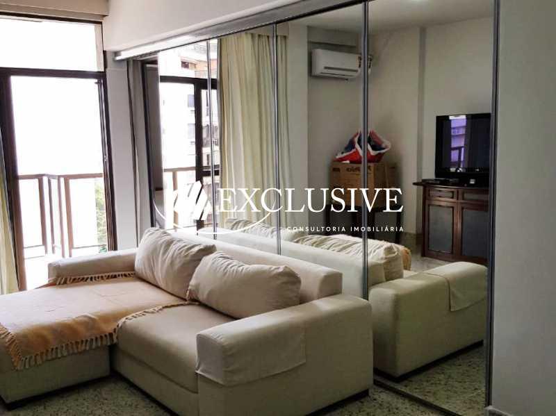fbc3b27d-1fd8-49df-b5c4-a71077 - Flat à venda Rua Rainha Guilhermina,Leblon, Rio de Janeiro - R$ 1.990.000 - SL1704 - 4