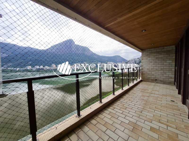 20210429_132227 - Apartamento à venda Avenida Epitácio Pessoa,Lagoa, Rio de Janeiro - R$ 2.530.000 - SL3789 - 28