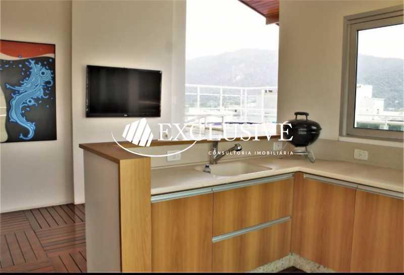 Apto-RJ-19 - Cobertura para alugar Rua Nascimento Silva,Ipanema, Rio de Janeiro - R$ 23.000 - COB0208 - 21