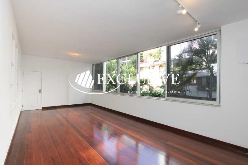 IMG_9488 - Apartamento à venda Rua Casuarina,Humaitá, Rio de Janeiro - R$ 1.800.000 - SL3799 - 1
