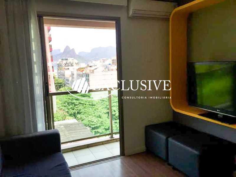 3aa17486-5469-4331-8d76-e9f407 - Flat à venda Rua Francisco Otaviano,Copacabana, Rio de Janeiro - R$ 850.000 - SL1709 - 10