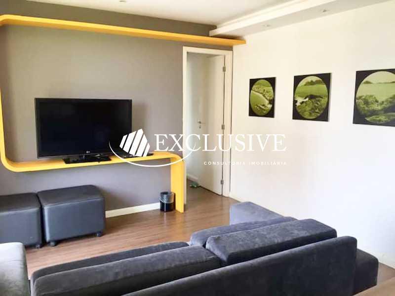 8e0cb0ab-dd0a-40dd-bb75-a7ff3d - Flat à venda Rua Francisco Otaviano,Copacabana, Rio de Janeiro - R$ 850.000 - SL1709 - 4